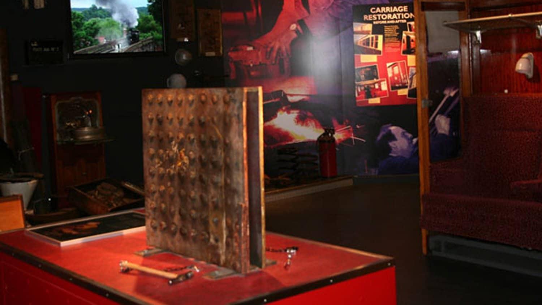 Engine-Room-Exhibit-with-LCD-Screens-Video-by-Blackbox-av