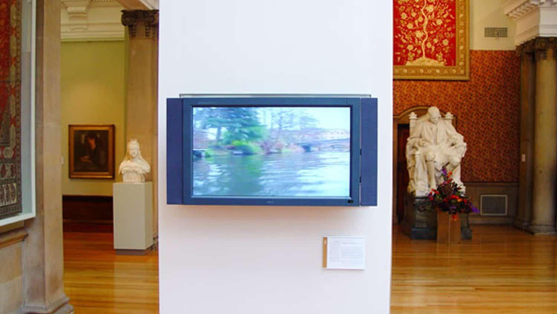 LCD-Screen-at-Cartwright-Hall
