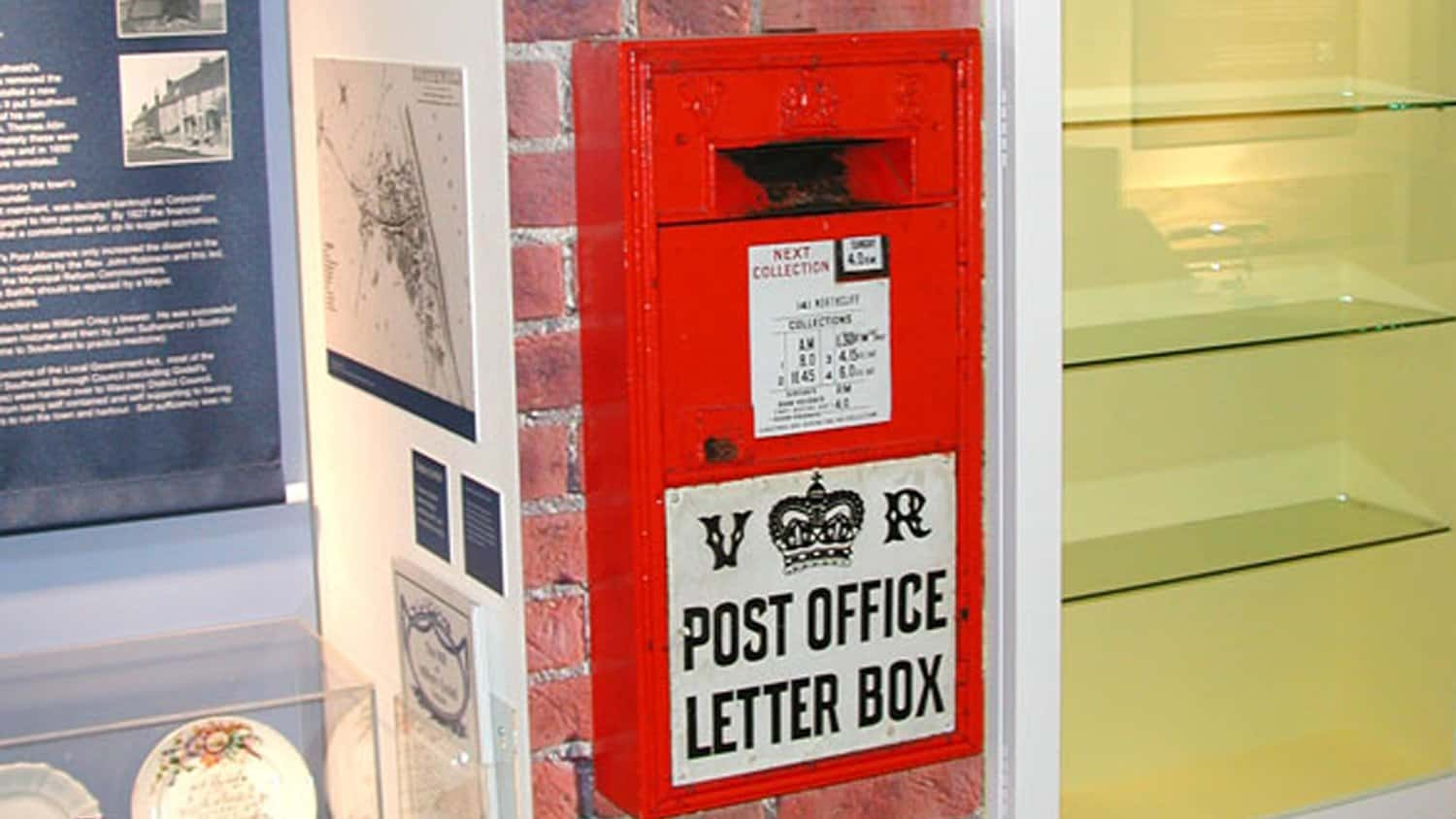 Post-Office-Letter-Box-Interactive-at-Southwold-Museum
