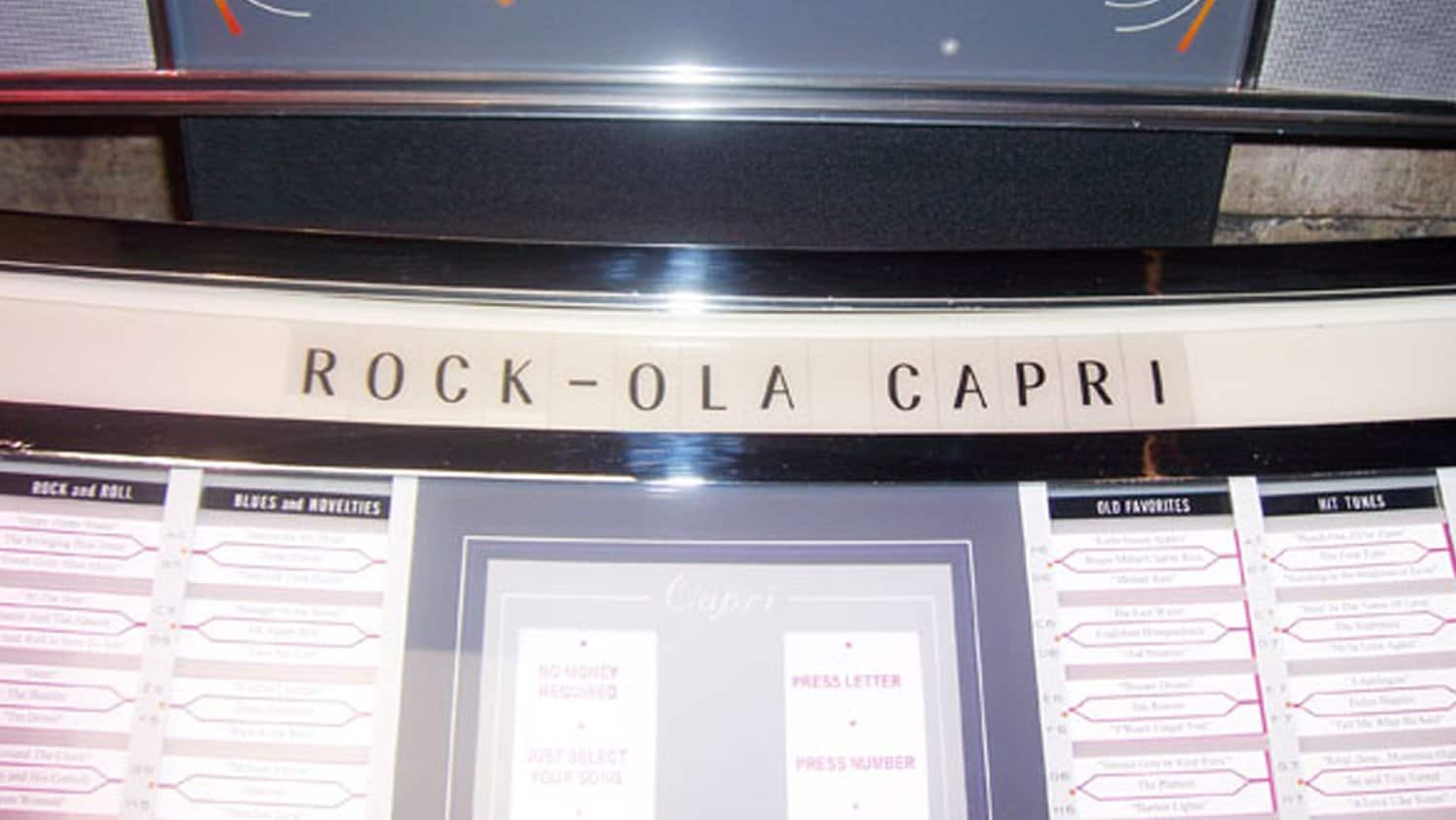 Rock-ola-Capri-Jukebox-with-audio-interpretation-by-Blackbox-av