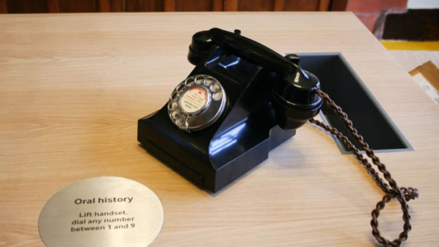 Period-Telephone-Audio-Point-at-Pierhead