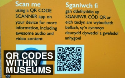 Using QR Codes Within Museums, Trails Etc