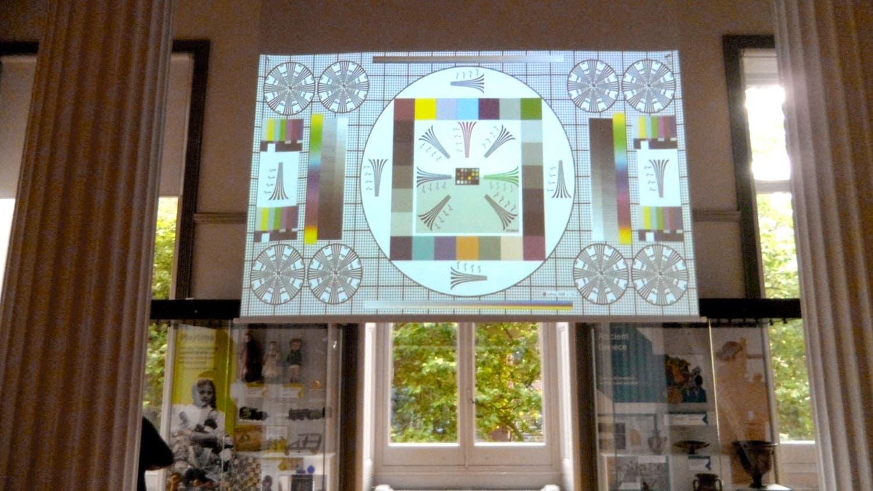 Comemrcial Projector Installation in Harris Museum