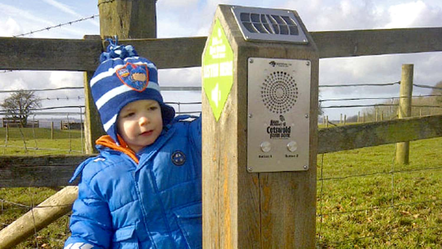 Cotswold Farm Park Oak Solar Audio Post by Blackbox-av