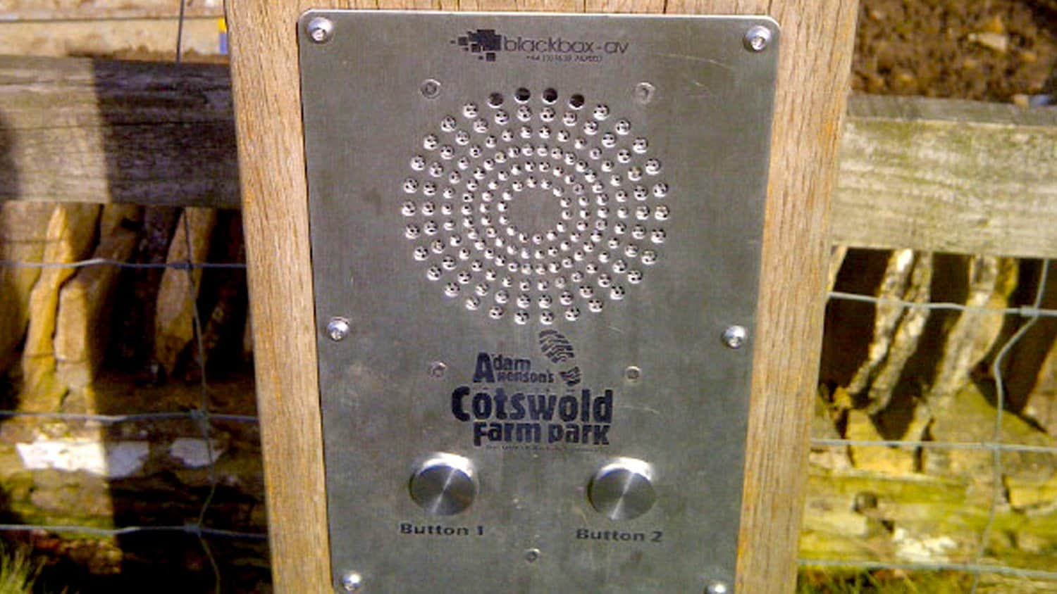 Solar Audio Post supplied by Blackbox-av for Adam Henson's Cotswold Farm Park
