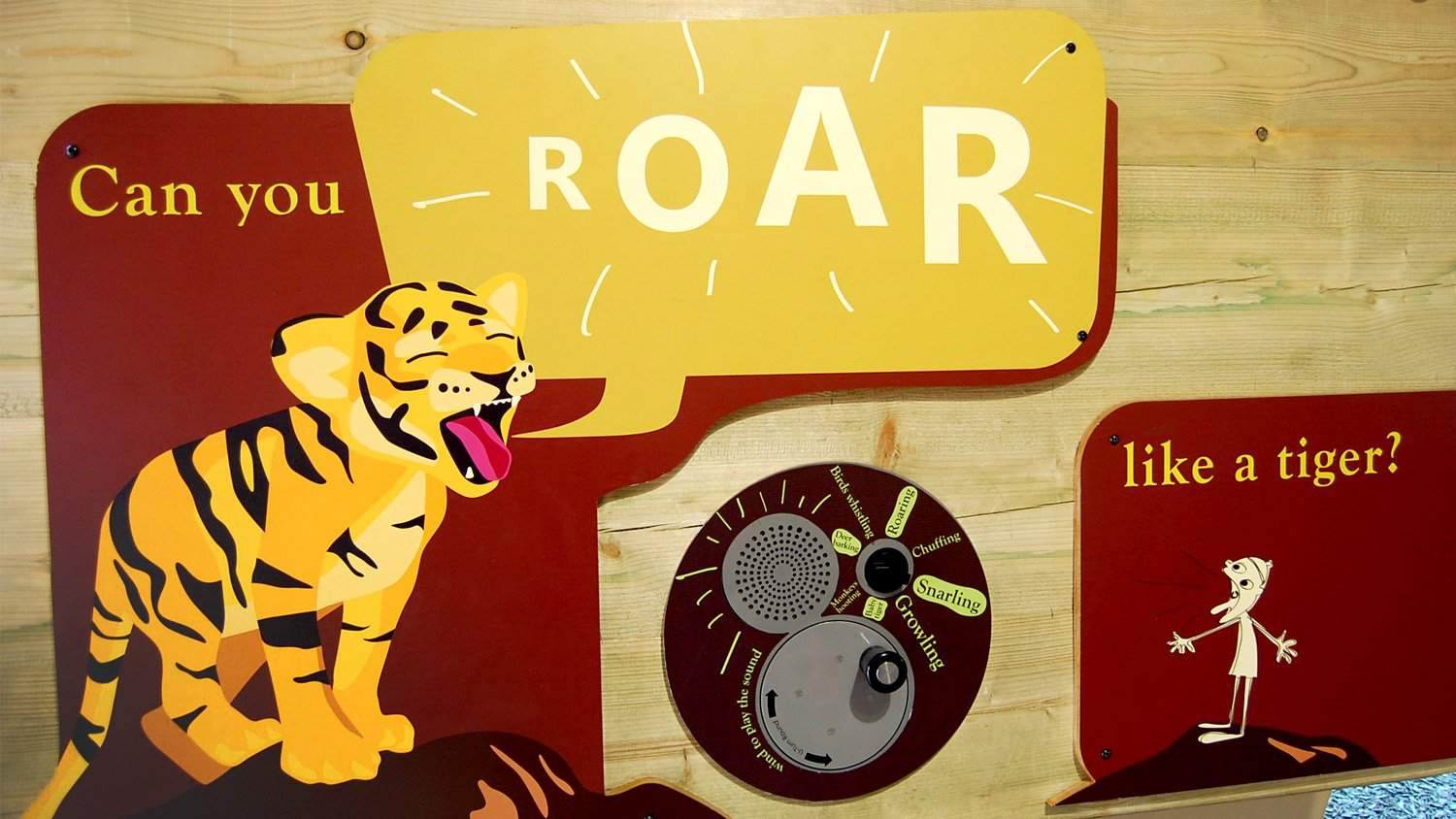 Can You Roar Like a Tiger
