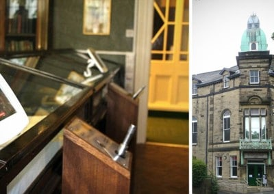 Audio Pen Kiosk – Buxton Museum
