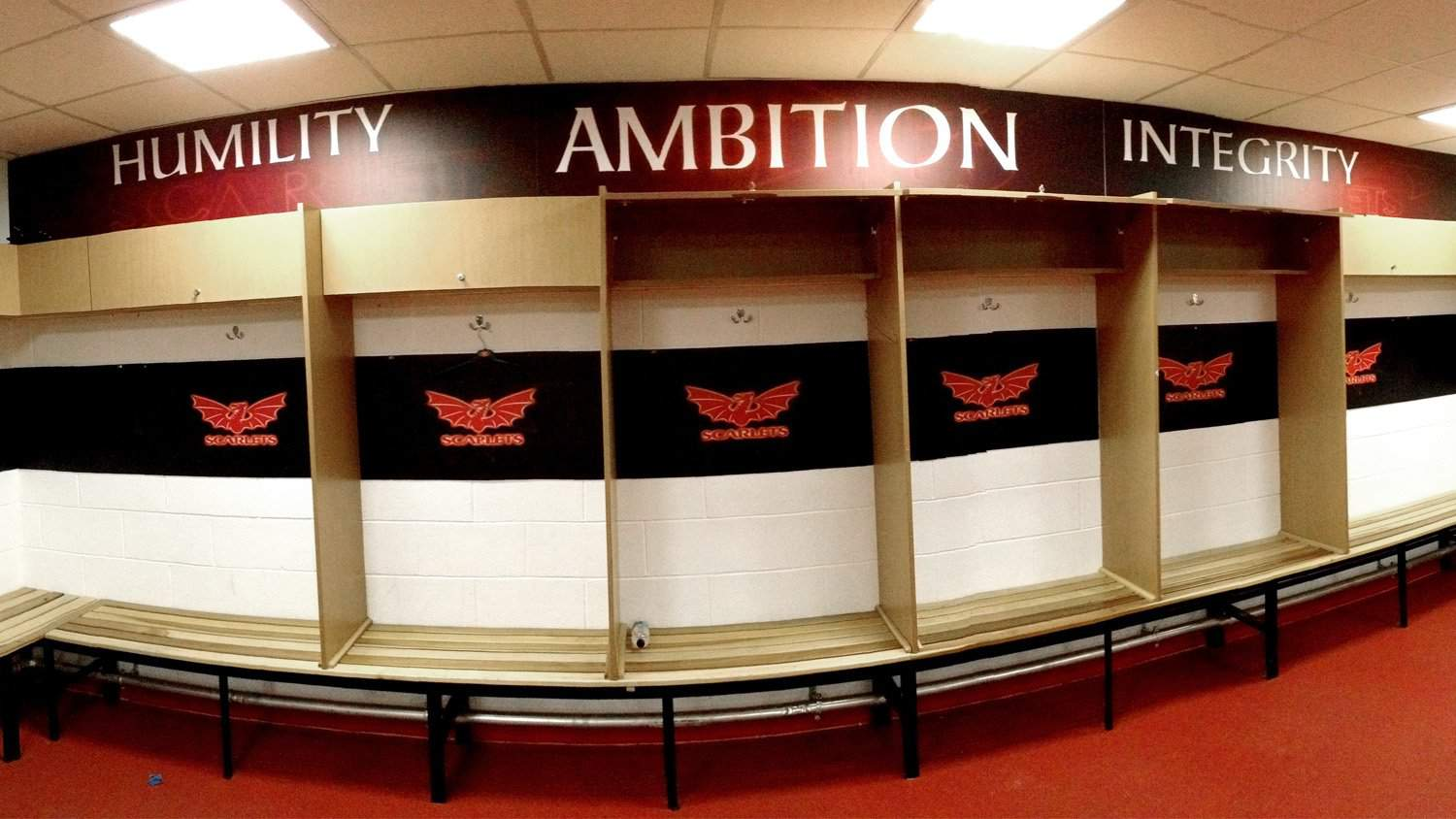 Scarlets Changing Rooms Audio Player