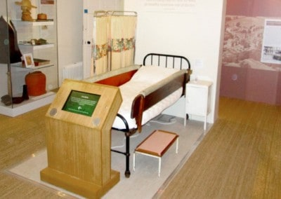 Bespoke Video Kiosk – Museum of East Anglian Life