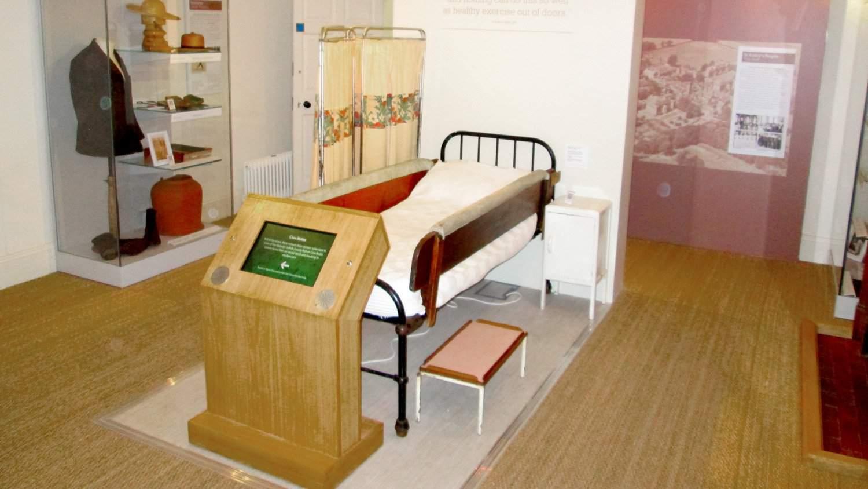 Bespoke Museum Kiosk Video