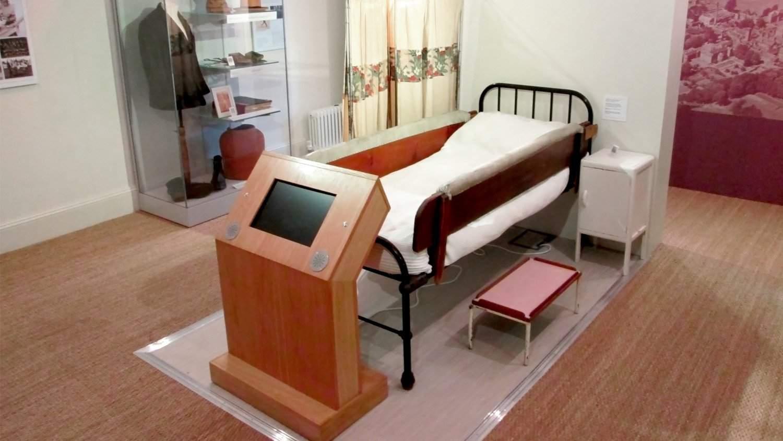 Bespoke Museum Video Kiosk