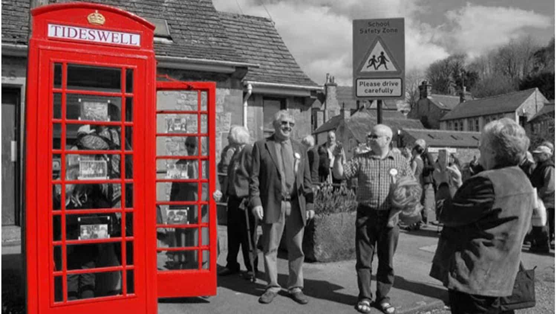 Tideswell Phone Box