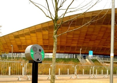 U-Turn Round – Queen Elizabeth Olympic Park London