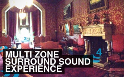 How Do I Create A Multi-Zone Surround Sound Museum Experience?