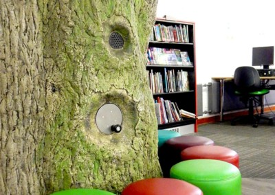 UTR Story Tree – Redbridge Central Library