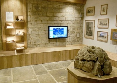 Crowland Abbey Visitor Centre, Peterborough