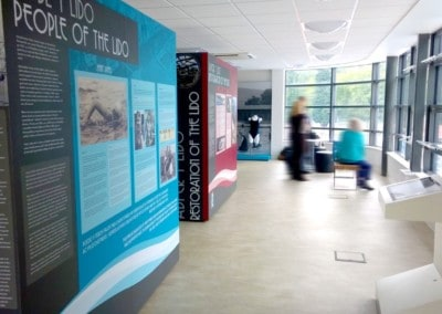 Lido Ponty Visitor Centre, Pontypridd