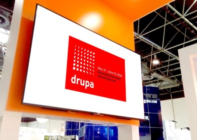 Video Clip HD6 – Euromac Drupa 2016 Exhibition