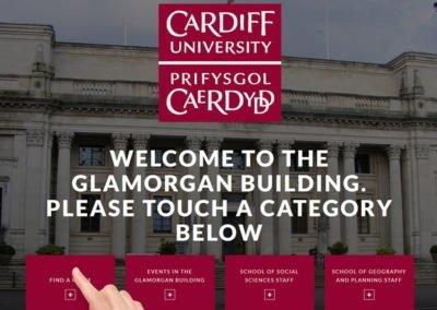 Wayfinder Interactive – Cardiff University