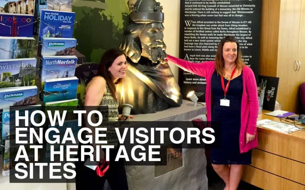 How to engage visitors at heritage sites p1