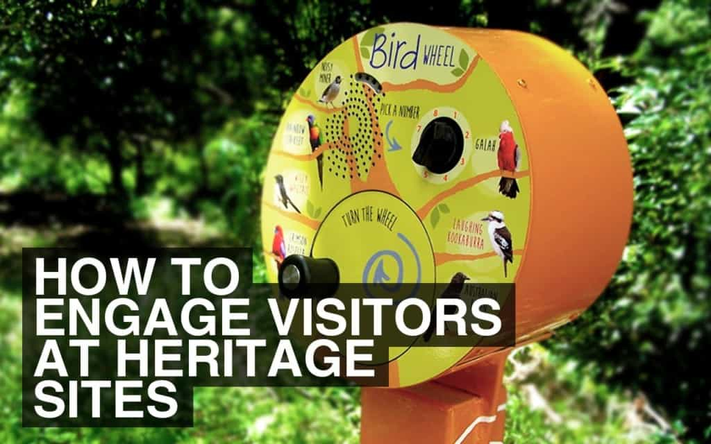 How to engage visitors at heritage sites p2