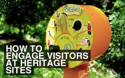 How To Engage Visitors At Heritage Sites – Part Two
