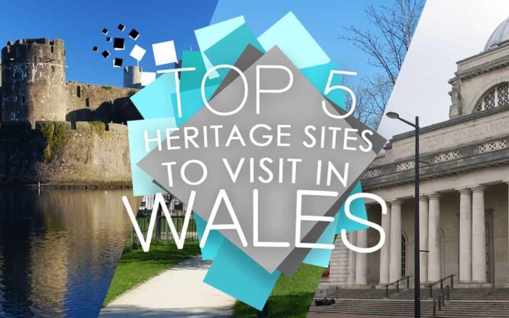 Top 5 heritage sites image
