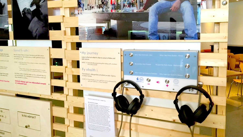 Armour Cable Headphones Audio Unit by Blackbox-av