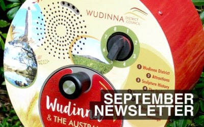 September Newsletter 2016 – What We've Been Up To