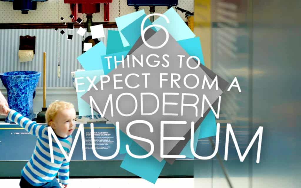 6 things to expect from a modern museum image