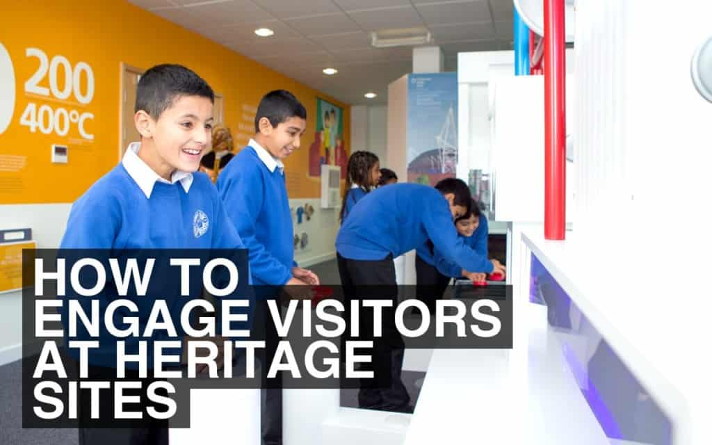 How to engage visitors at heritage sites p3