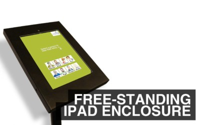 Introducing Our Free-Standing iPad Enclosure!