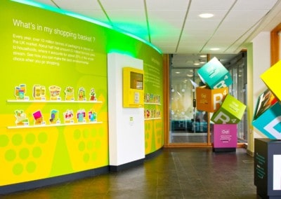 Bespoke Interactives – Cornwall Energy Recovery Visitors Centre