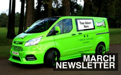 March Newsletter 2017 – What We've Been Up To
