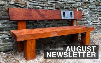 August Newsletter – What We've Been Up To