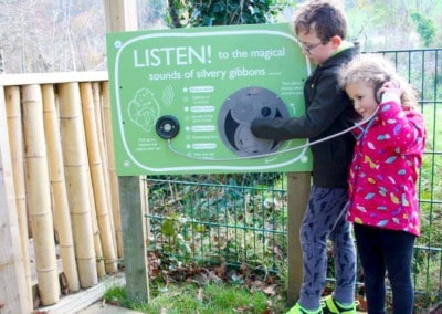 Oversized UTR Panel – Curraghs Wildlife Park