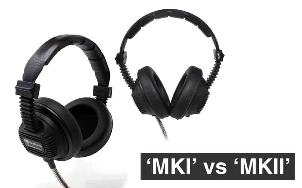 MKI vs MKII Comparison