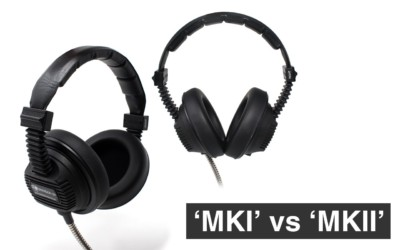 Mark I Vs Mark II Armour Cable Headphones