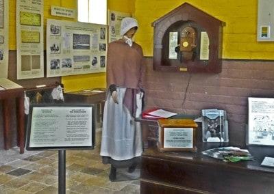 Bespoke Telephone Box – Llanfyllin Workhouse
