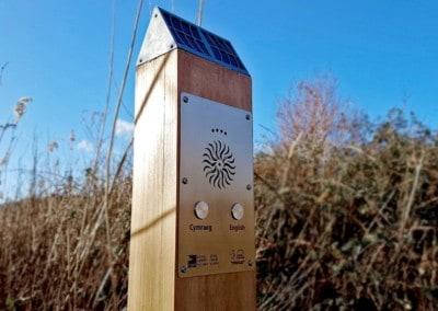 Solar Audio Post – RSPB Conwy