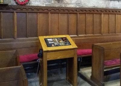 St Peter's Church – Lightbox 3 Software