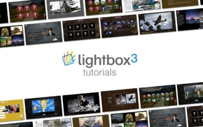 Lightbox 3 Tutorials – Museum Customisable Software