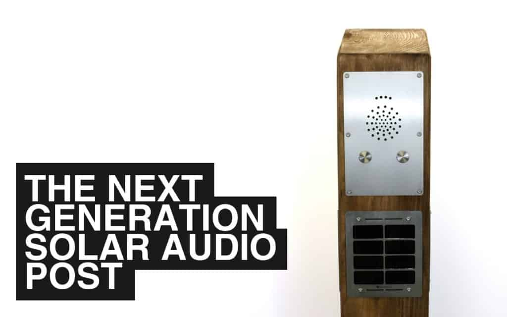 The Next Generation Solar Audio Post