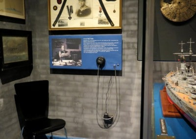 Single Cup Headphones – Sea War Museum Jutland