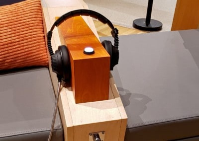 MKII Headphones – It's About Time: The Artwork of Felrath Hines Exhibition