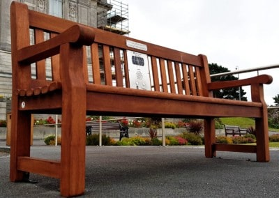 Audio Bench – National Library of Wales