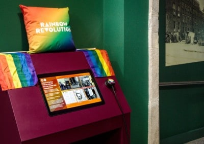 National Museum of Ireland – Rainbow Revolution