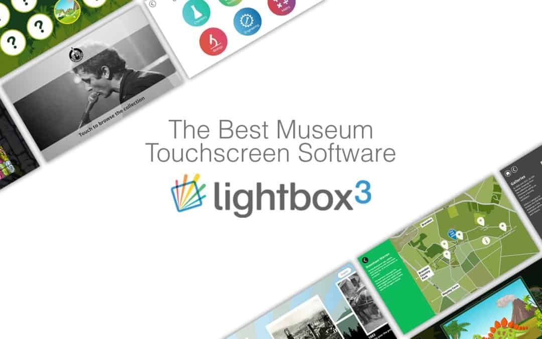 The Best Museum Touchscreen Software