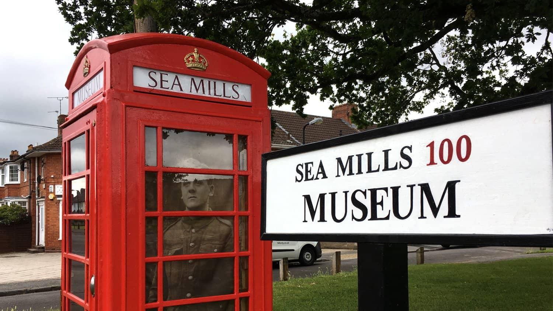 Sea Mills Museum
