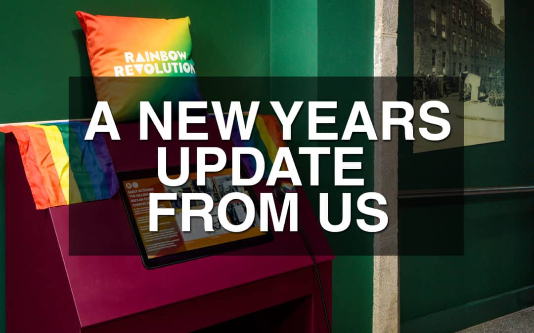 A New Years Update From Us!